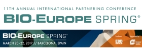 "The premier springtime partnering conference bringing together a ""who's who"" from biotech, pharma and finance in Europe's most innovative biopharma clusters.<br/><br/>For its 2017 edition, BIO-Europe Spring comes to Barcelona, Spain on March 20–22, 2017. Let's meet there!"